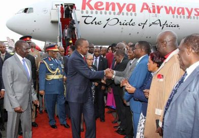 Direct Flights Begin Today Between Kenya and USA