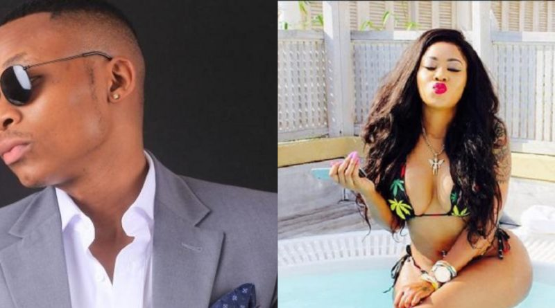 Otile Brown is Over Vera {For Good}, Calls Her a Psycho